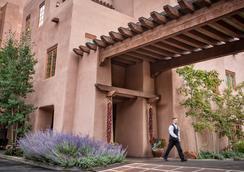 The Hacienda & Spa at Hotel Santa Fe - Santa Fe - Outdoor view
