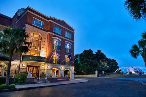 Harbourview Inn - Charleston - Building