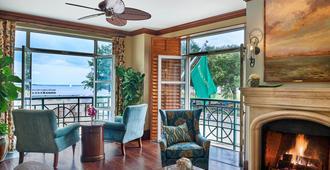 Harbourview Inn - Charleston - Lobby