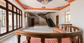 Orange Court Resort - Gangtok - Lobby