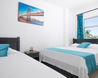 Hotel Sara Inn - Mompos - Bedroom