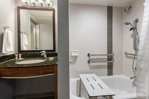 亞特蘭大杜魯斯約翰斯克里克凱悅酒店 - 瓊斯溪 - 德盧斯 - 浴室