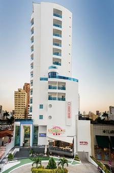 大西洋力士與大師賭場酒店 - 喀他基那 - 卡塔赫納 - 建築