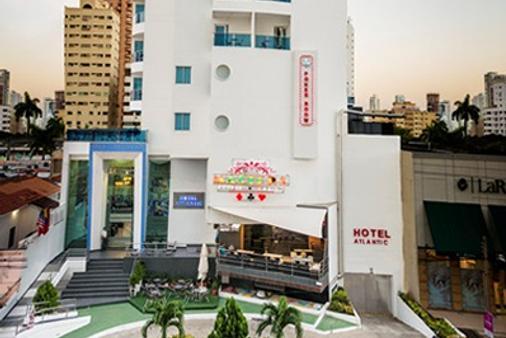 Atlantic Lux Hotel - Cartagena - Rakennus