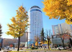 Sapporo Prince Hotel - Sapporo - Edifício