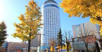 Sapporo Prince Hotel - Sapporo - Bâtiment