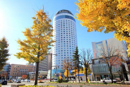 Sapporo Prince Hotel - Sapporo - Κτίριο