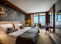 Hotel Ambasador - אופטייה - חדר שינה