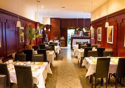 艾姆阿德娜烏爾普拉塔全景酒店 - 柏林 - 柏林 - 餐廳