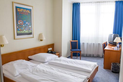 艾姆阿德娜烏爾普拉塔全景酒店 - 柏林 - 柏林 - 臥室