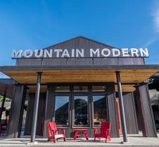 Mountain Modern Motel