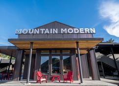 Mountain Modern Motel - Jackson - Bâtiment