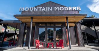 Mountain Modern Motel - Jackson - Building