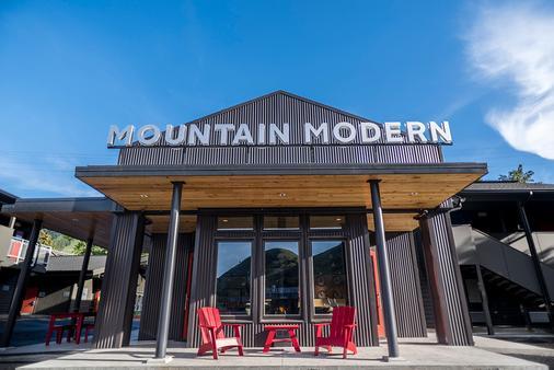 Mountain Modern Motel - Jackson - Κτίριο