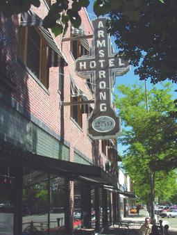 The Armstrong Hotel - Fort Collins - Outdoors view