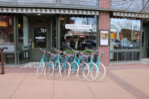 The Armstrong Hotel - Fort Collins