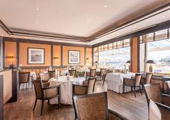 Grand Hotel Seeschlösschen Spa & Golf Resort - Timmendorfer Strand - Ravintola