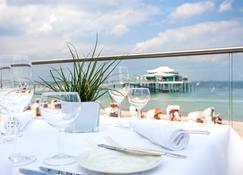 Grand Hotel Seeschlösschen Spa & Golf Resort - Timmendorfer Strand - Balkon
