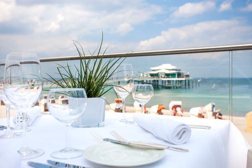 Grand Hotel Seeschlösschen Spa & Golf Resort - Timmendorfer Strand - Parveke