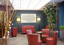 Hotel Montparnasse Alesia - París - Sala de estar