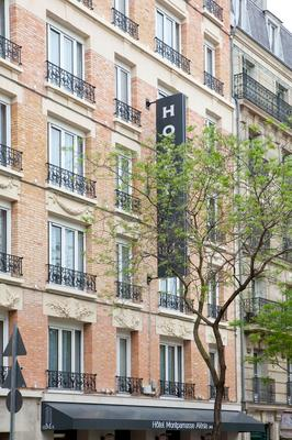 Hotel Montparnasse Alesia - París - Edificio
