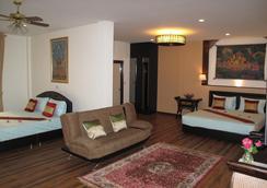 QG resort - Bangkok - Phòng ngủ