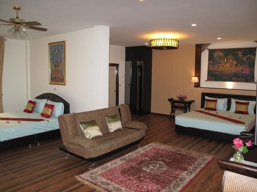 QG resort - Bangkok - Bedroom