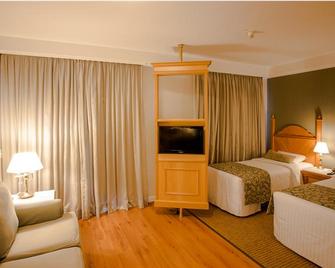 エスタンプラザ イビラプエラ - サンパウロ - 寝室