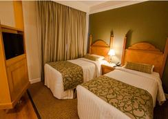 因斯坦普拉查依比拉普達酒店 - 聖保羅 - 聖保羅 - 臥室