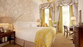 The Savoy - London - Schlafzimmer