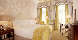 The Savoy - Londra - Camera da letto