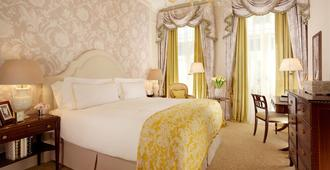 The Savoy - London - Bedroom