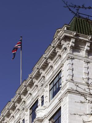 The Savoy - London - Building