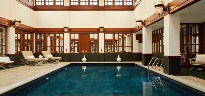 The Savoy - London - Pool