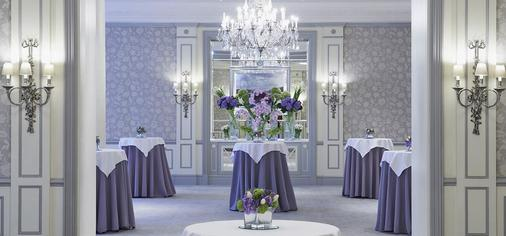 The Savoy - London - Banquet hall