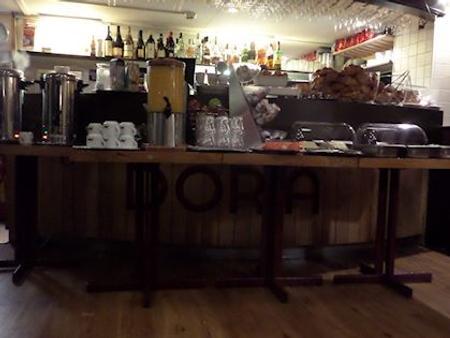 Hotel Doria - Amsterdam - Dining room