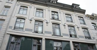Hotel Doria - Amsterdam - Toà nhà