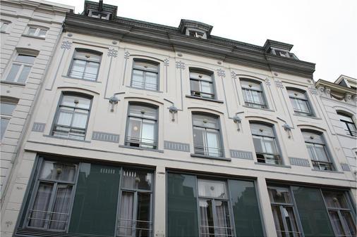 Hotel Doria - Amsterdam - Building