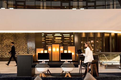 Hilton Amsterdam Airport Schiphol - Amsterdam - Business center