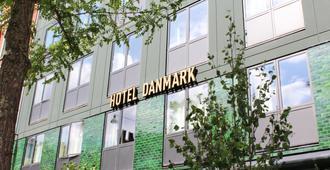 Hotel Danmark - Copenhaga - Edifício