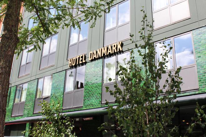 Hotel Danmark - Copenhague - Edificio