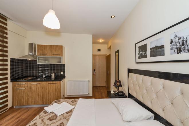 Invictum Residence Taksim Square - Istanbul - Bedroom