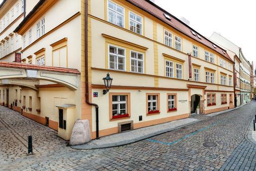 Hotel Leonardo Prague - Praha - Rakennus