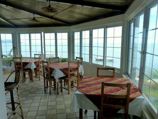 Chillpill Guest House - Mahébourg - Restaurant