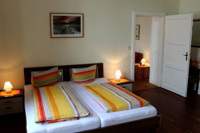 阿瓦隆酒店 - 史威林 - 什未林 - 臥室