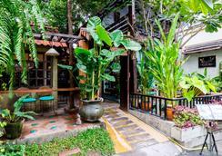 Changmoi House (Little Village) - Τσιάνγκ Μάι - Είσοδος