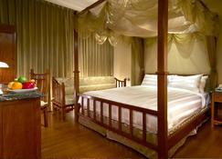 Royal Seasons Hotel Taipei - Taipei - Slaapkamer