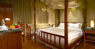 Royal Seasons Hotel Taipei - Taipei City - Bedroom