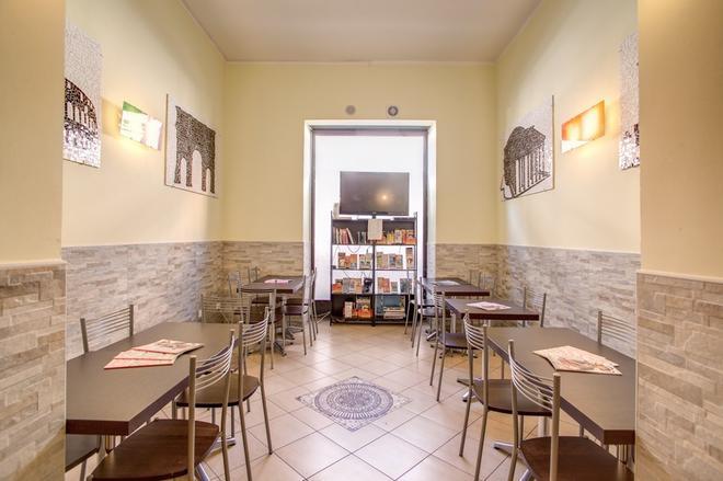 Hostel Mosaic - Rome - Restaurant