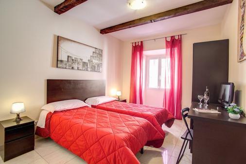 Hostel Mosaic - Ρώμη - Κρεβατοκάμαρα